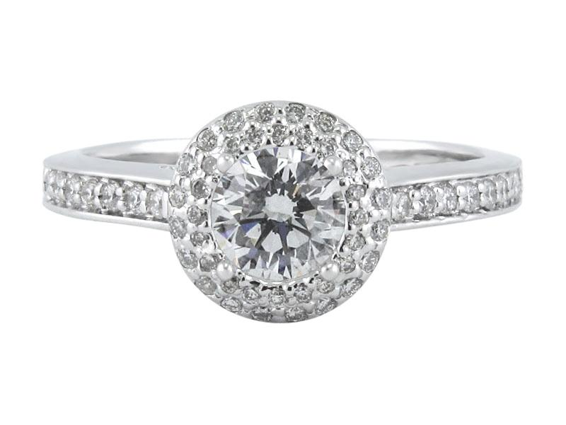 View Diamond Engagement Ring
