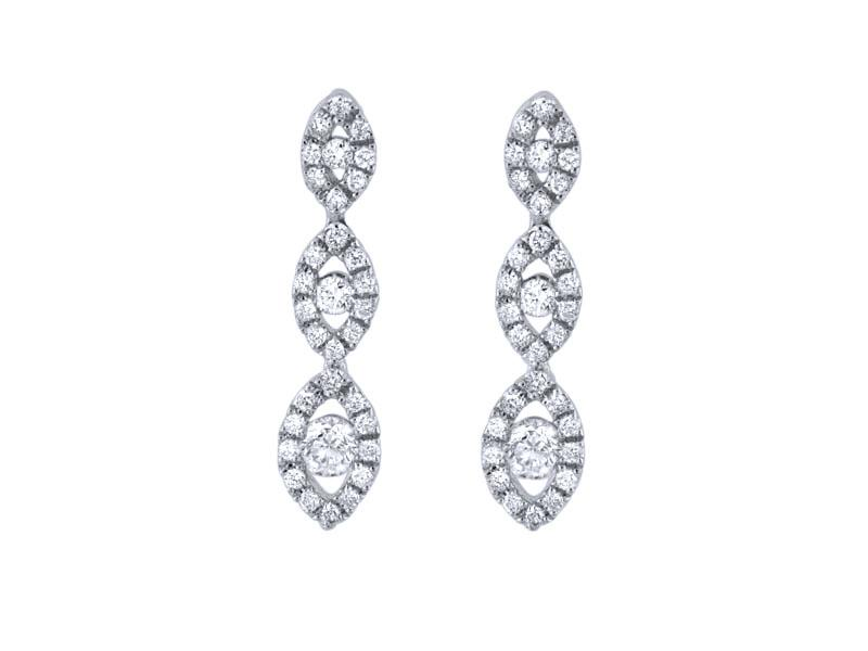 View Diamond Earrings