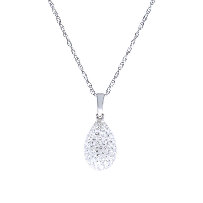 View Diamonds In Ice Pendant