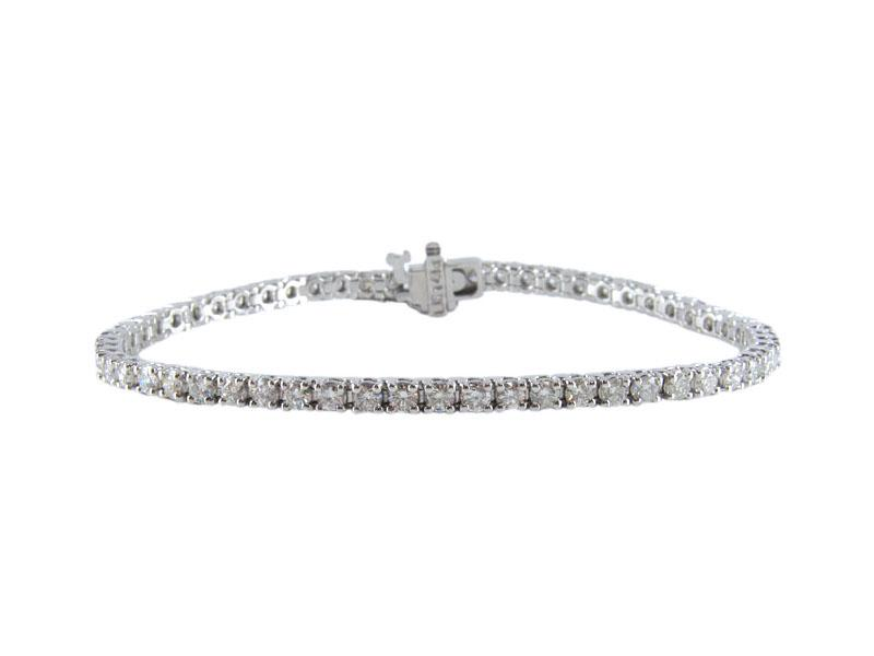 View Diamond Tennis Bracelet